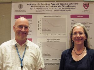 Julie and Daniel ICIMH poster